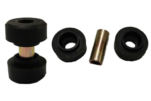 three piece center bonded mounts