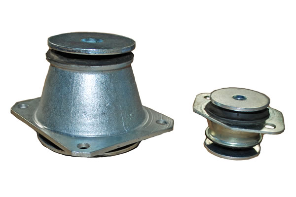 conical mounts