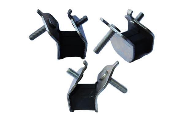 v shaped generator mounts