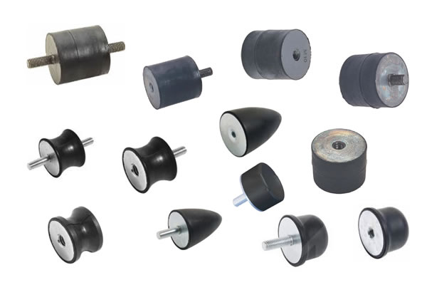 Anti Vibration Rubber Mounts | Vibration Isolators | AV Products, Inc.
