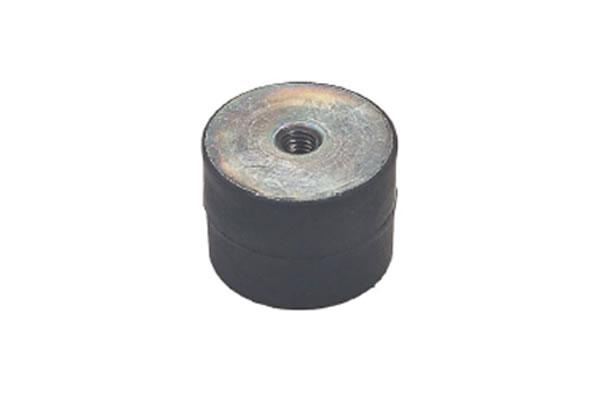 Cylindrical Mounts Bobbin Rubber Vibration Isolators