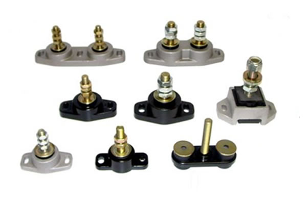 marine engine vibration isolators