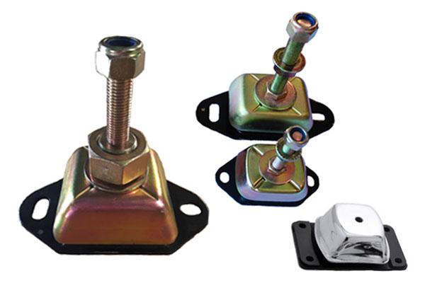 Marine Engine Mounts | Rubber Vibration Isolators | Industrial